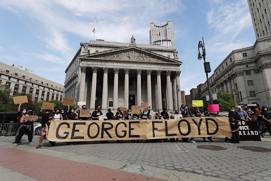 Nova York terá toque de recolher devido a protestos