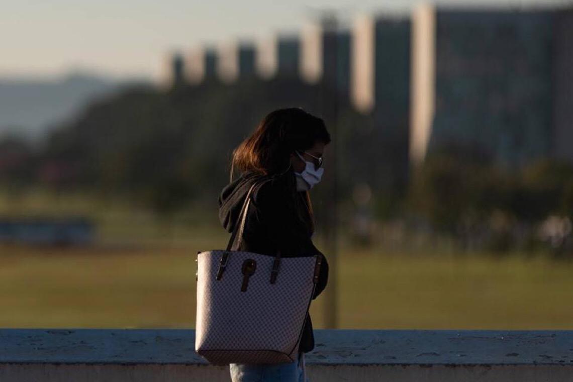 Distrito Federal chega a 10.510 infectados e 158 mortos pela Covid-19