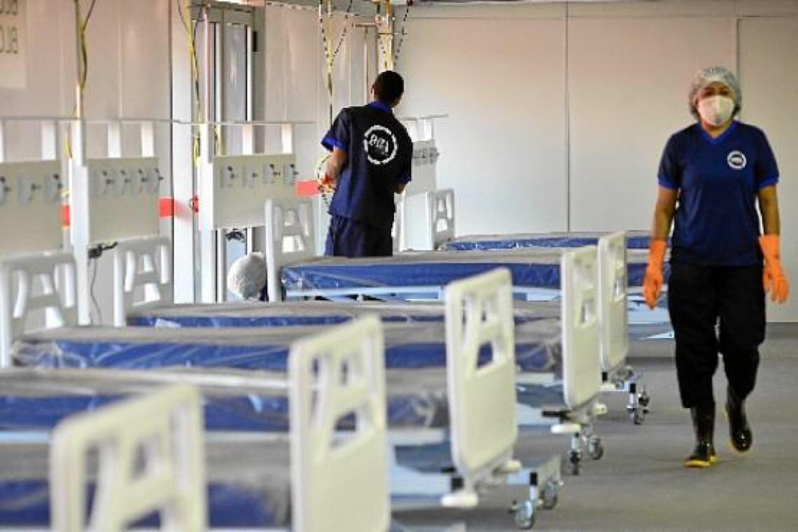 Brasil registra 623 mortes por coronavírus em 24h; total de óbitos vai a 29.937
