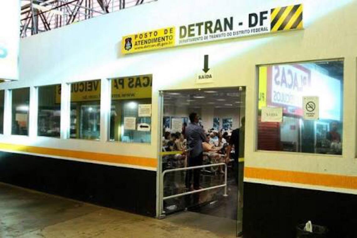 Detran-DF vai leiloar 1.154 veículos pela internet