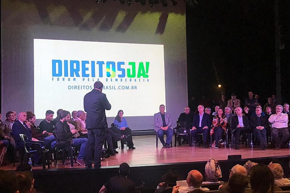 'Desafio é dialogar com a sociedade e acolher os arrependidos de votar em Bolsonaro', diz Guimarães