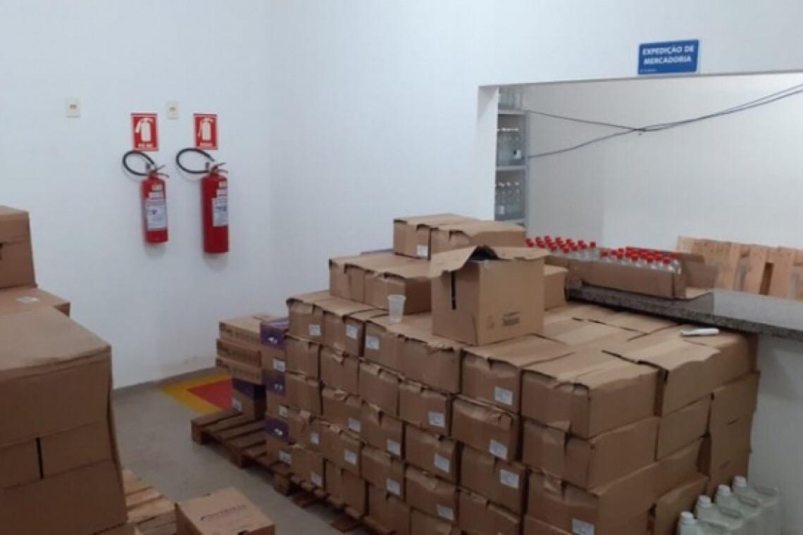 Polícia Federal mira superfaturamento de 850% na compra de máscaras no Tocantins
