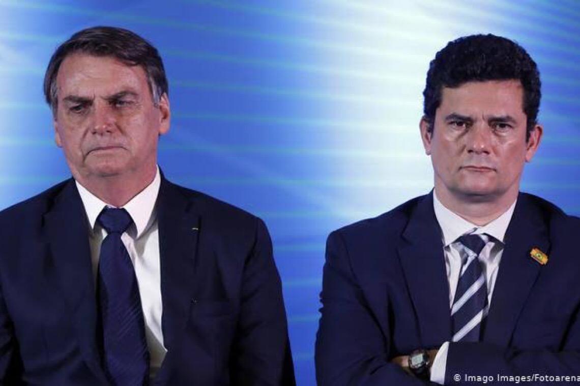 Para parlamentares, projeto de Bolsonaro é tornar Moro inelegível