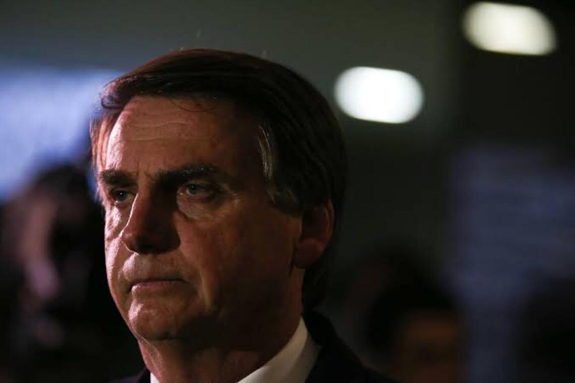 Jair Bolsonaro reivindica para seus fanáticos o exclusivo usufruto das ruas