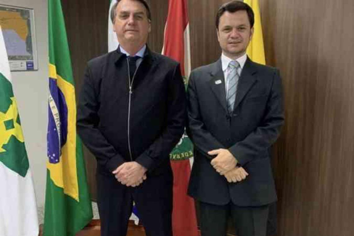 Jair Bolsonaro vai pedir ao DF para usar Força Nacional em protesto no domingo