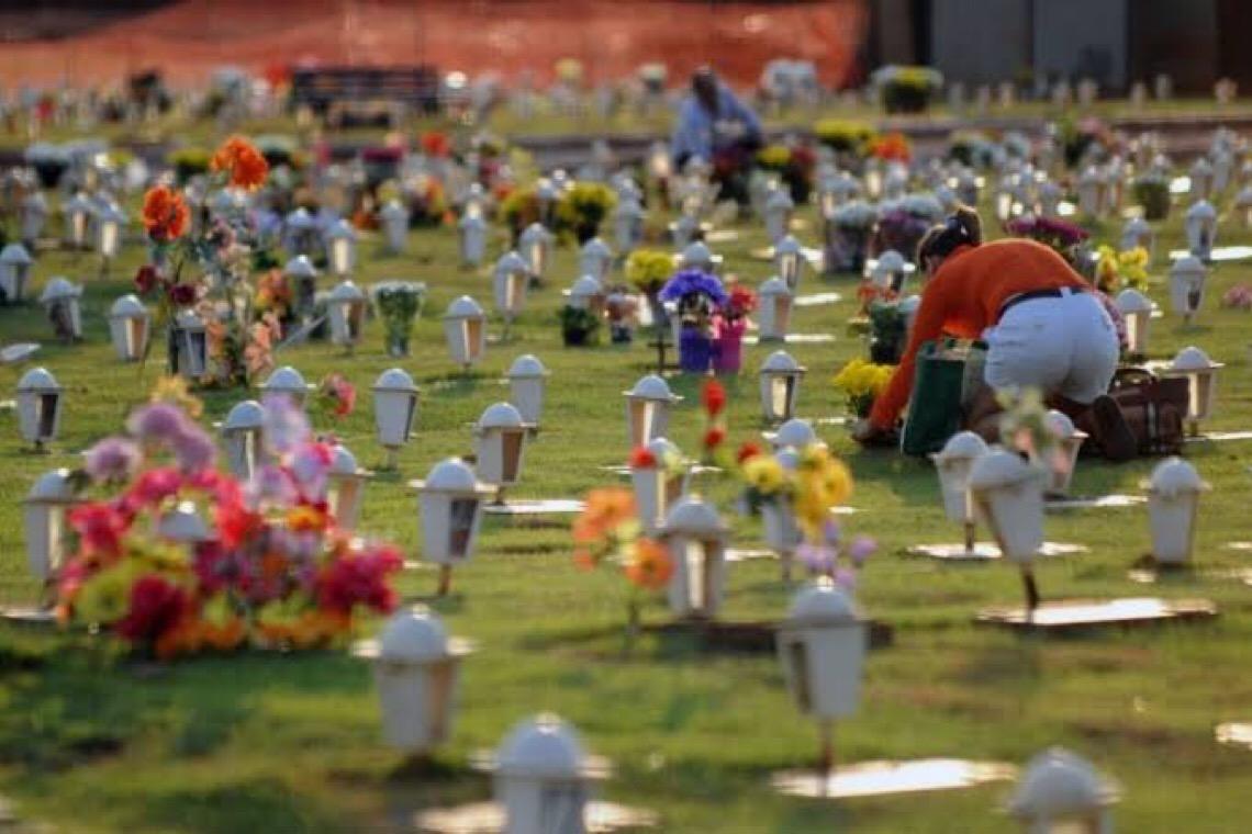 Abin alertou Palácio do Planalto e ministros sobre caos em cemitérios pela covid-19
