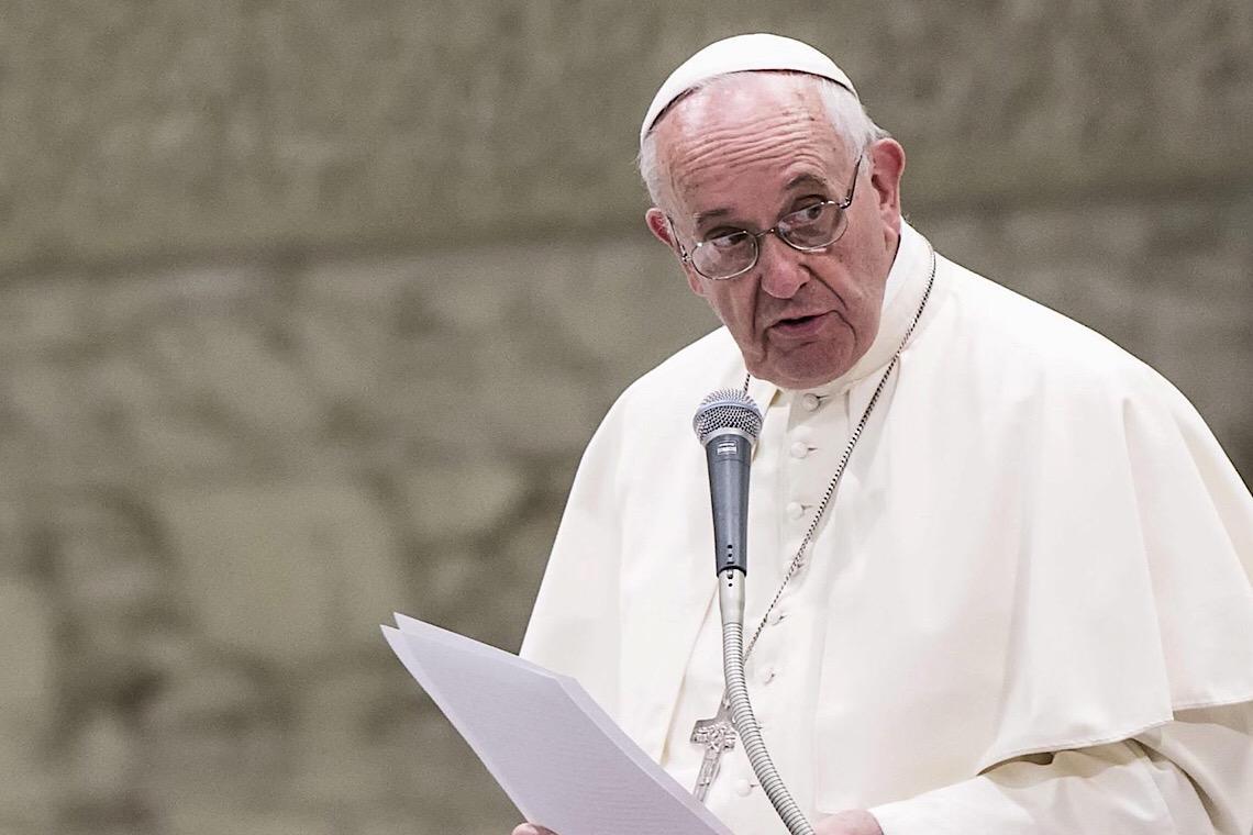 Papa, sobre pandemia no Brasil: