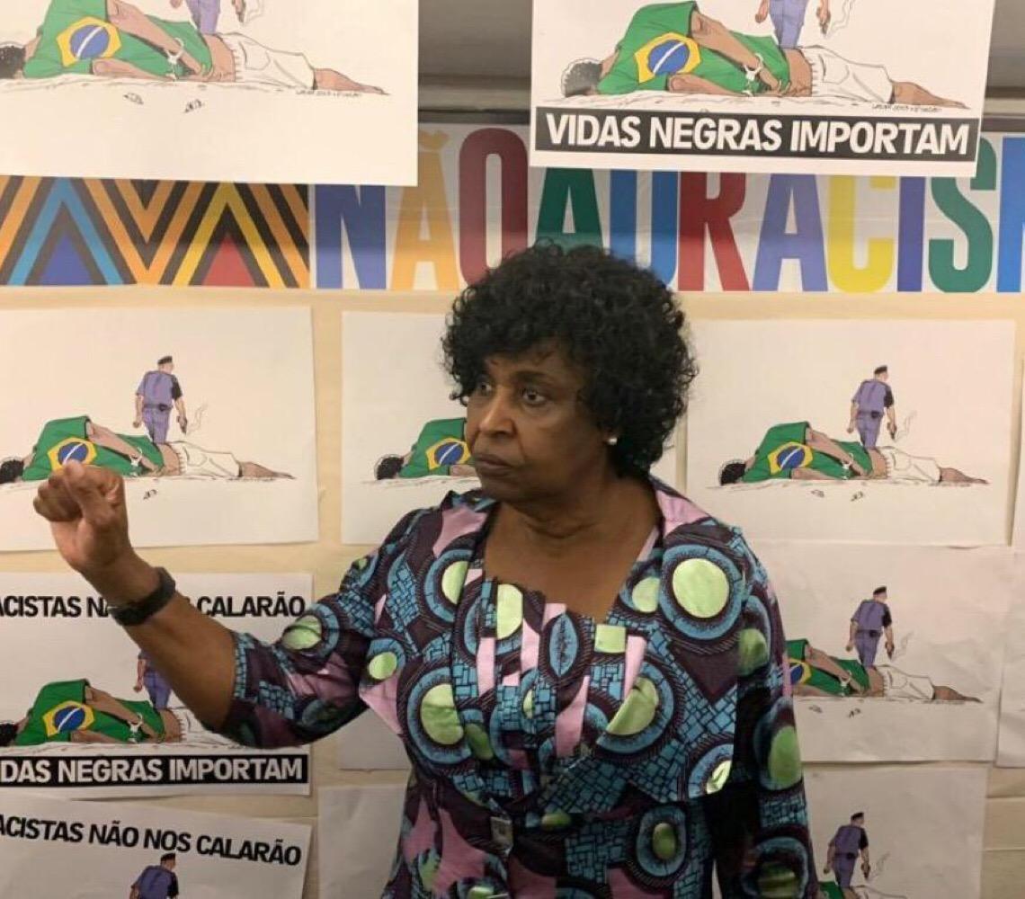 """Deputadas negras sobre atos antirracistas nos EUA: """"Sentimos a mesma dor"""""""