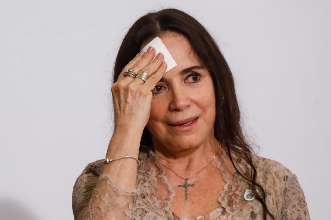 Bolsonaro exonera a atriz Regina Duarte da secretaria de Cultura
