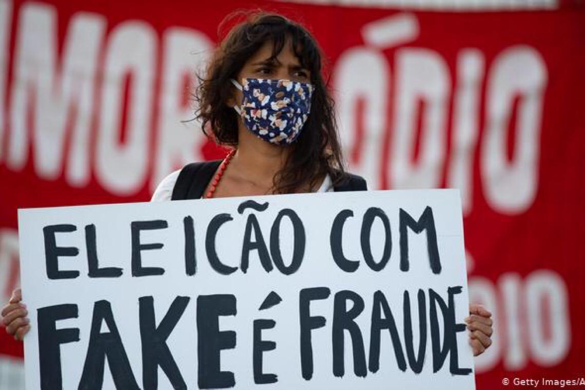 Brasil, refém das mentiras
