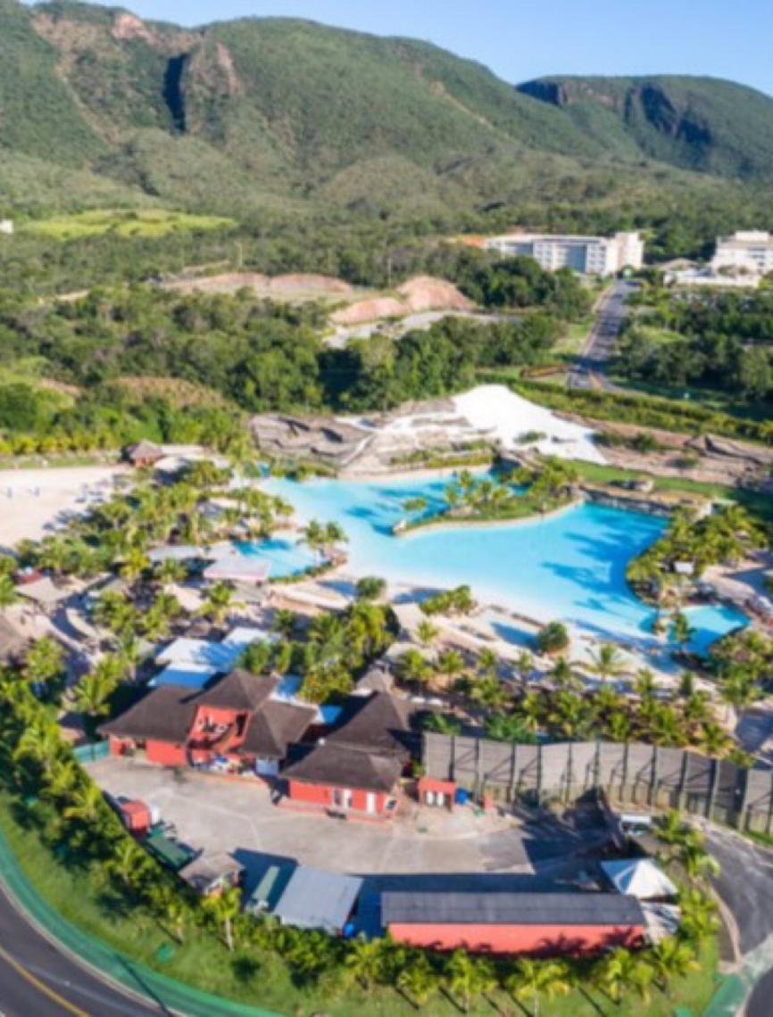 Resorts e parques aquáticos adotam protocolos de saúde e segurança para reabertura