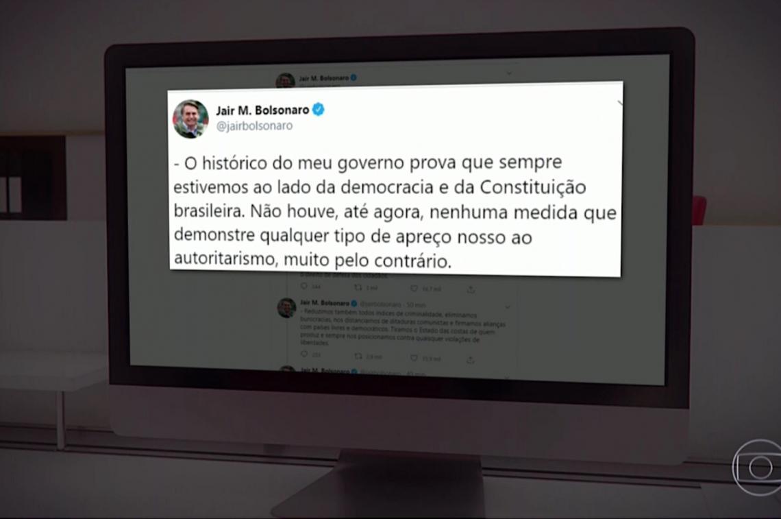 Nota de Jair Bolsonaro foi resposta calculada a operação contra aliados