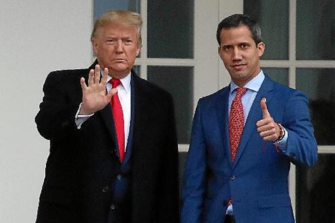 Sinais controversos. Donald Trump admite reunião com Nicolás Maduro