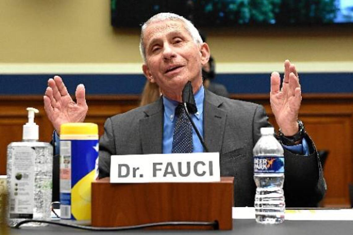 Anthony Fauci,