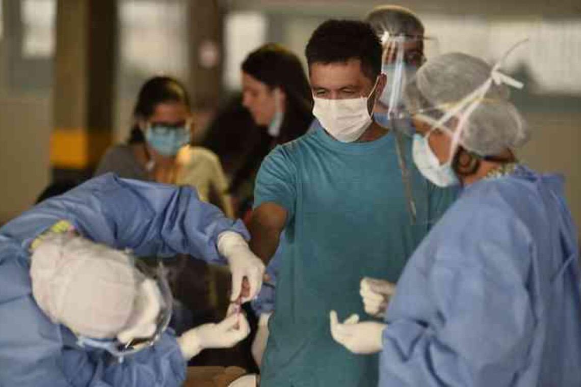 Covid-19: Brasil tem 42.725 novos casos, o segundo maior número em 24 horas