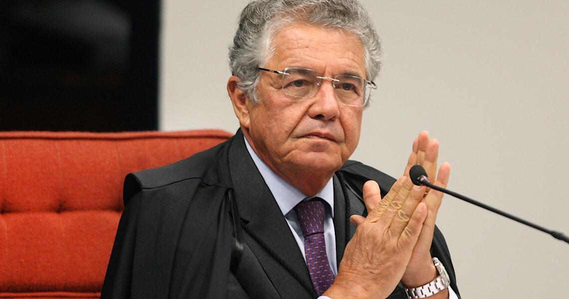 Marco Aurélio critica decisão sobre Flávio: 'É o Brasil, é o faz de conta'