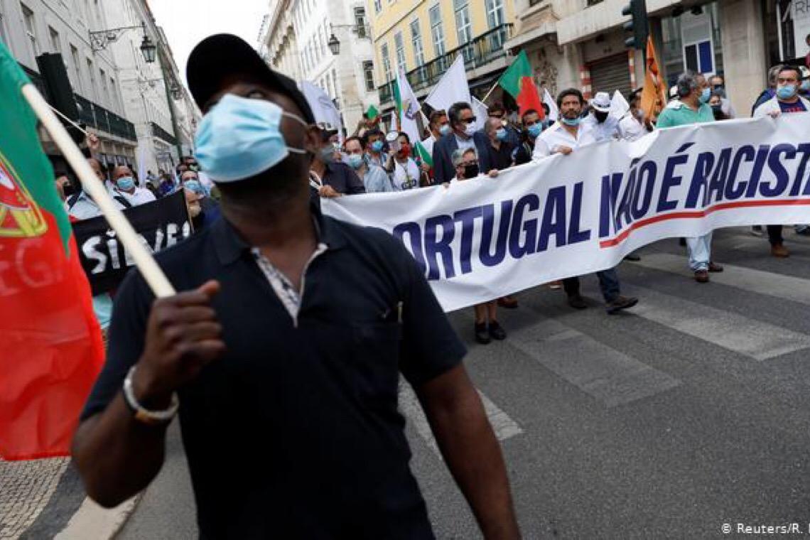 Ato rejeita a existência de racismo em Portugal