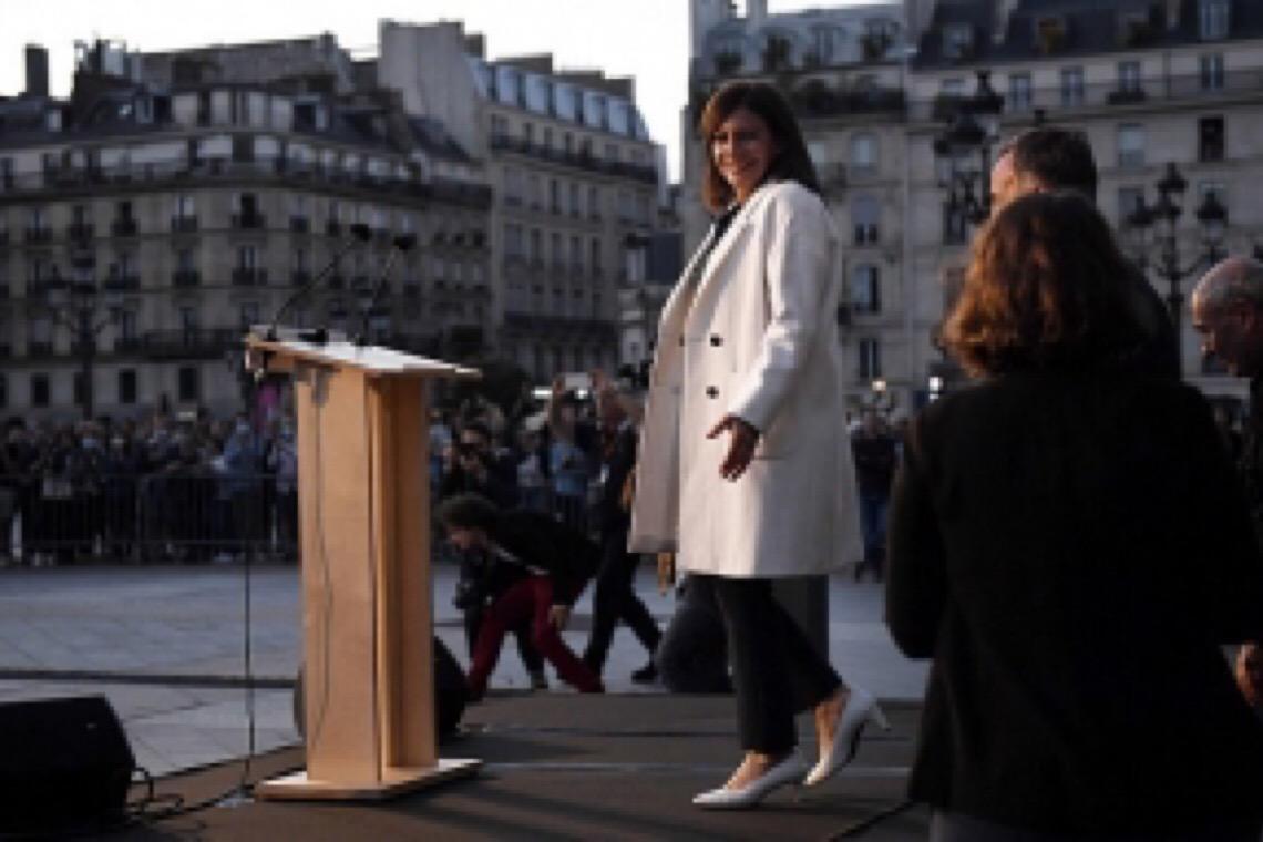 'Onda verde' engole partido de Macron nas municipais francesas