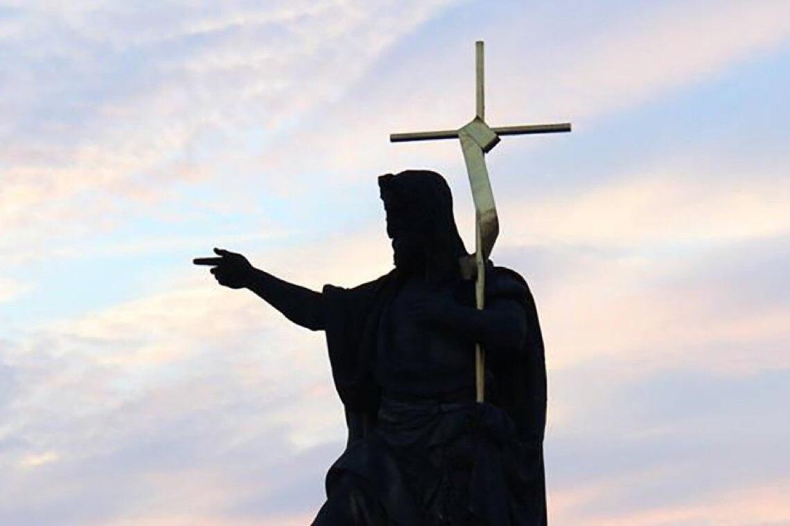 Paquistão: Descoberta uma cruz cristã de mais de 3 toneladas datada de 1.200 anos atrás
