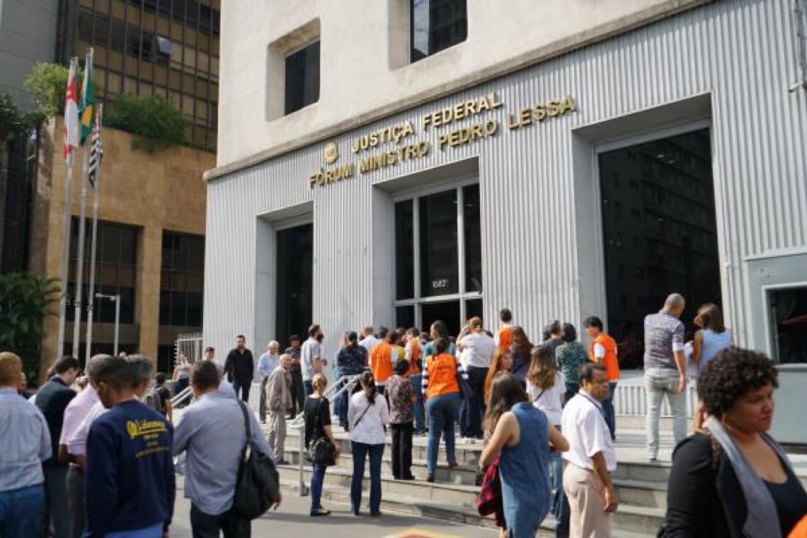 Polícia Federal prende em São Paulo juiz federal por venda de sentenças em precatórios milionários