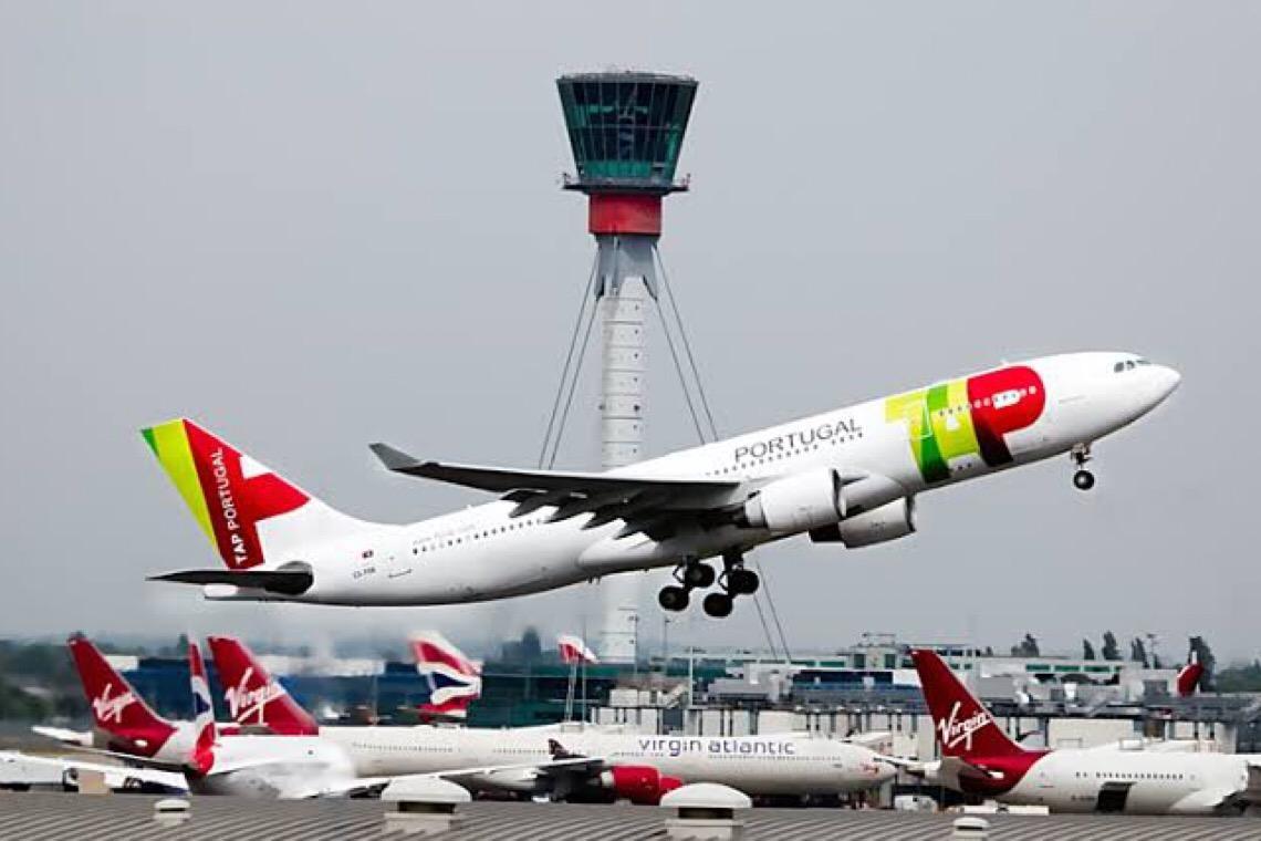 Fora da lista da UE, passageiros do Brasil poderão entrar em Portugal com teste negativo da covid-19