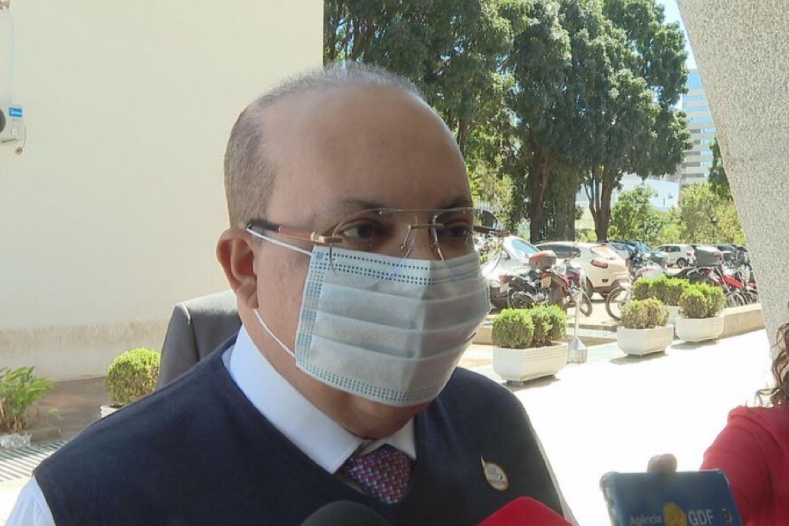 Distrito Federal está pronto para abrir todas atividades, diz Ibaneis Rocha