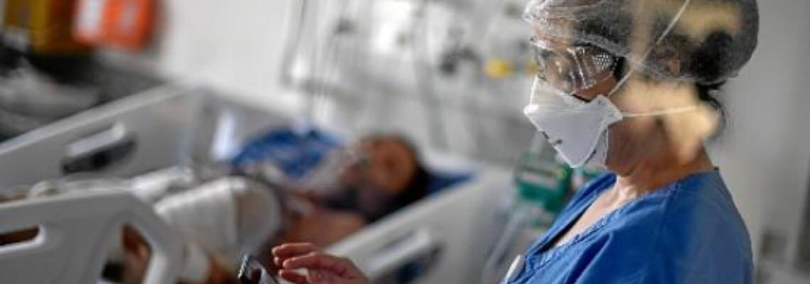 Pico de casos da pandemia no Brasil será em agosto, diz OMS