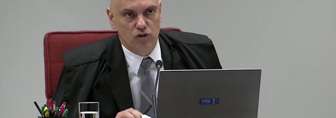 Ministro Alexandre de Moraes prorroga inquérito das fake news por mais seis meses