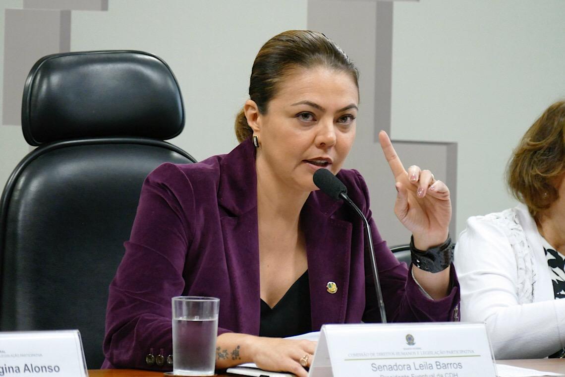 Senadora diz que reabertura de atividades em Brasília é 'preocupante'