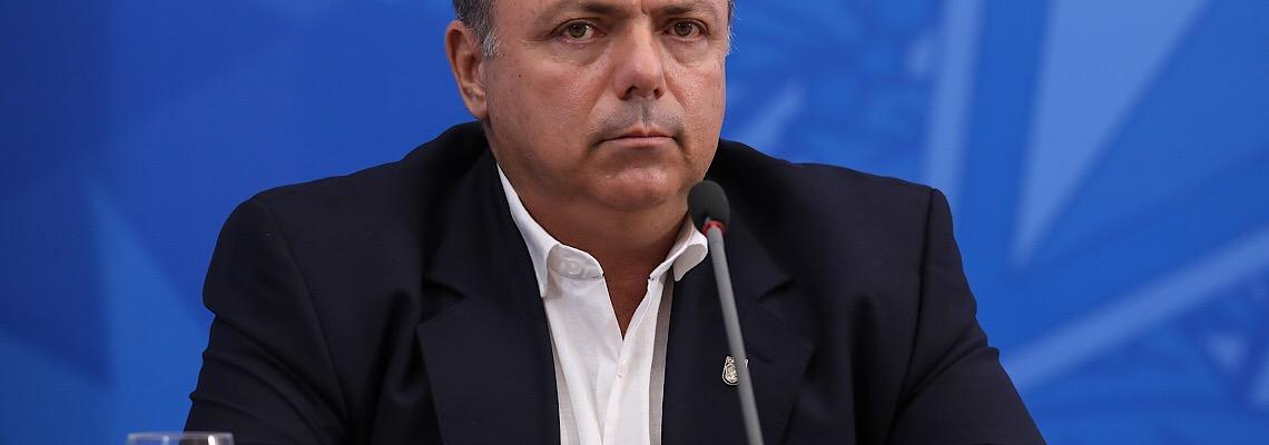 Celso dá cinco dias a Pazuello para explicar uso de cloroquina em casos de covid-19