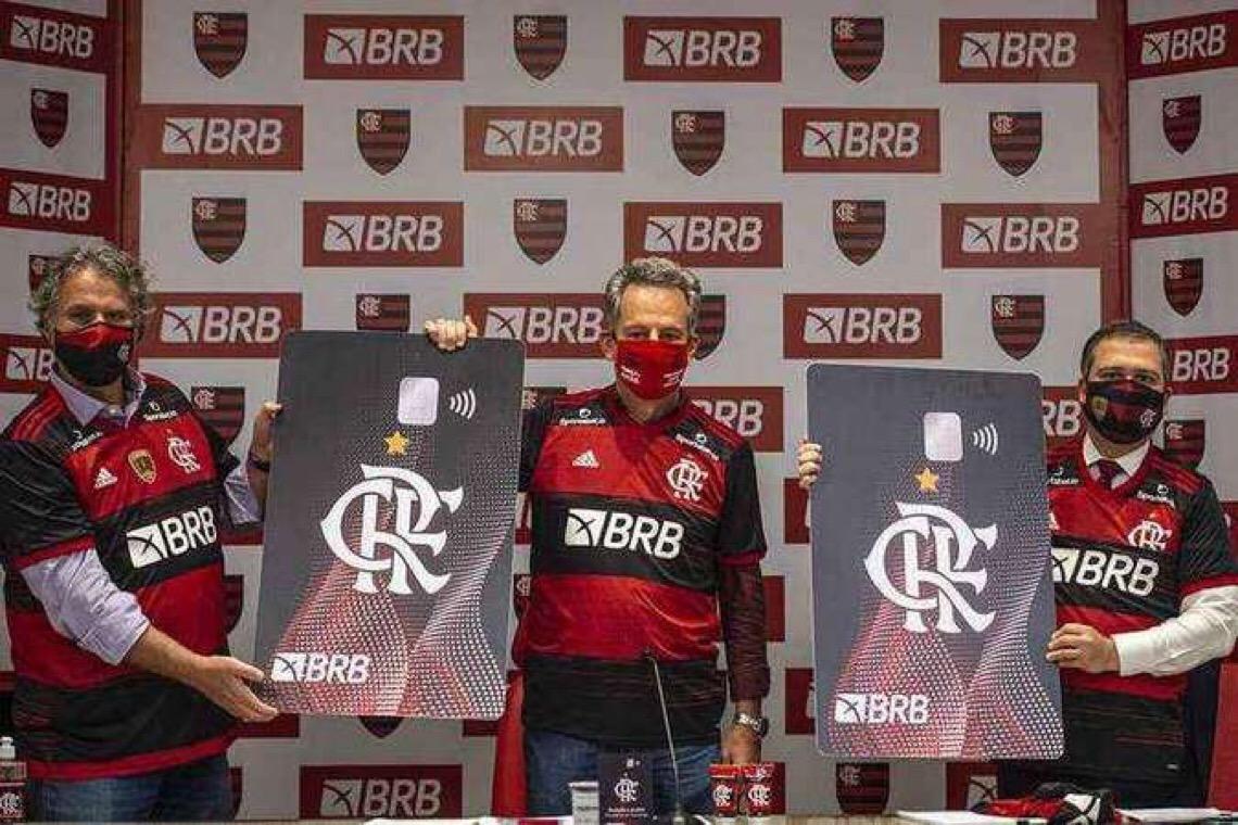 Ministério Público de Contas do DF questiona parceria entre BRB e Flamengo