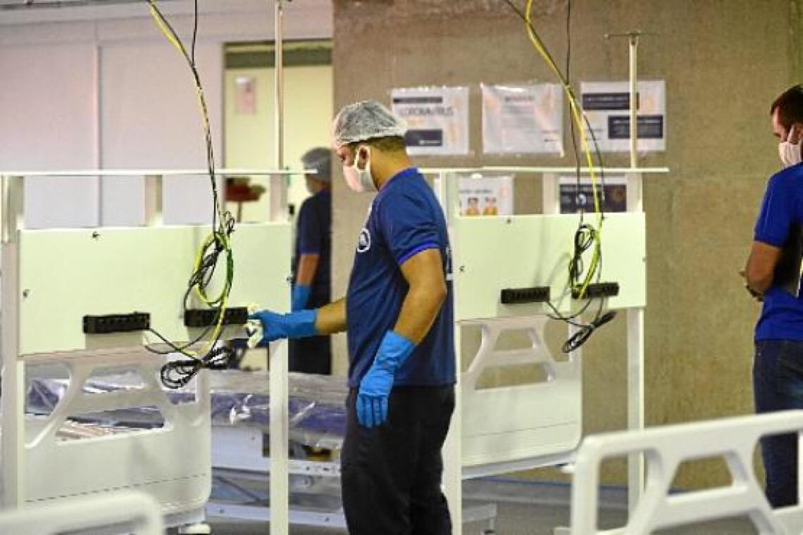 Com novo recorde de contaminações, DF supera 60 mil infectados por Covid-19