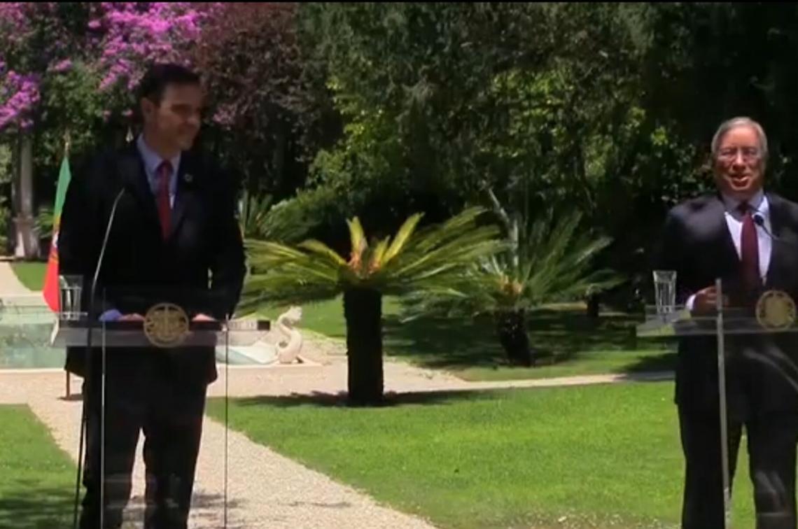 Portugal e Espanha de acordo na urgência de aprovar programa de recuperação europeu