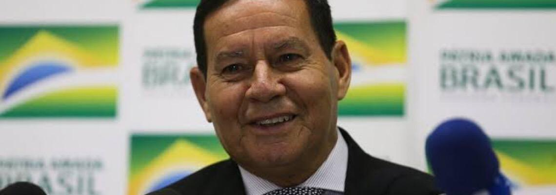 Em carta, empresários pedem a Mourão política de proteção à Amazônia