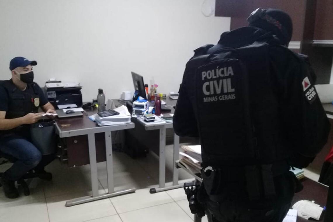 PCDF investiga fazendeiros que causaram prejuízo de R$ 100 milhões aos cofres do GDF