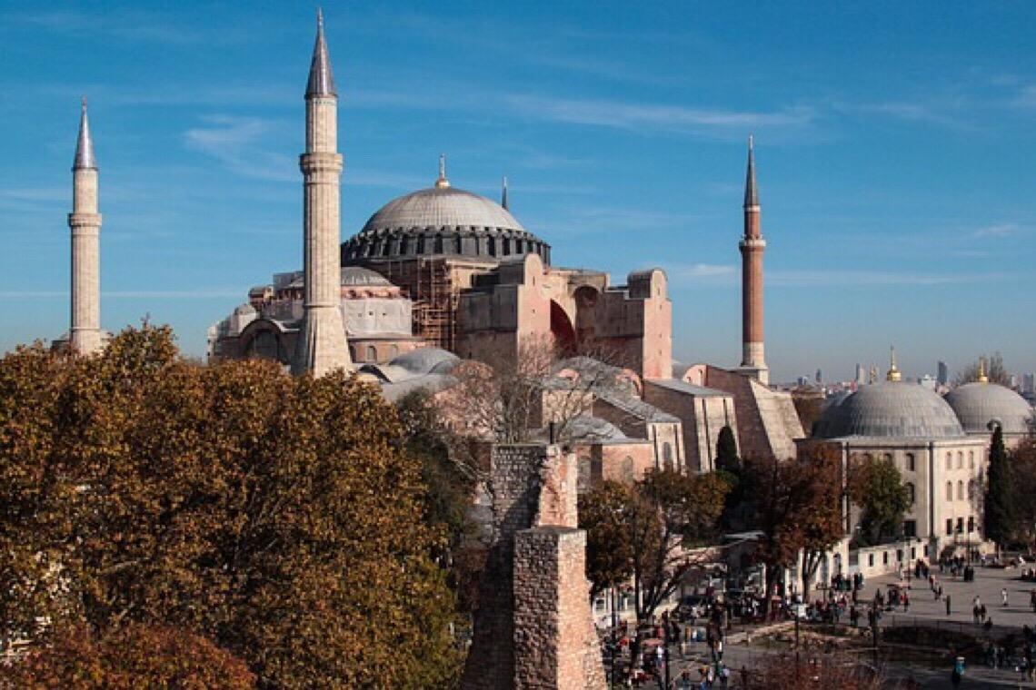 Turquia voltará a transformar Santa Sofia em mesquita