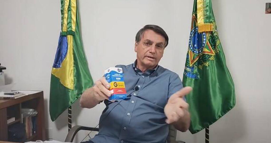 Quem são os empresários que ganham com a cloroquina no Brasil