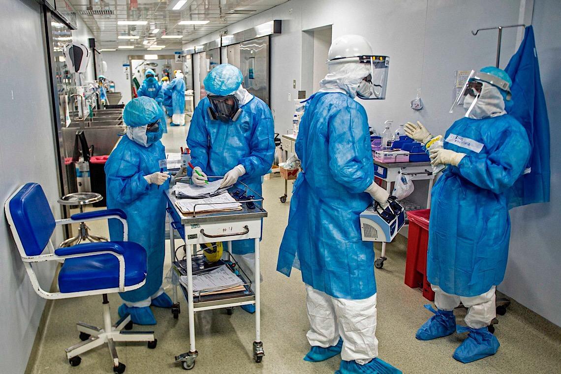 Hospital referência em Covid-19 atinge capacidade máxima no Distrito Federal