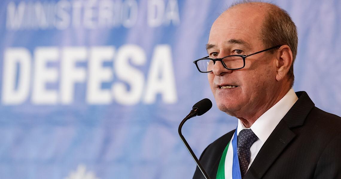 Ministério da Defesa responde a Gilmar Mendes