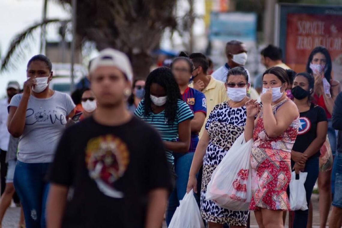 No Distrito Federal, 47 mil pessoas perderam o emprego durante a pandemia de coronavírus