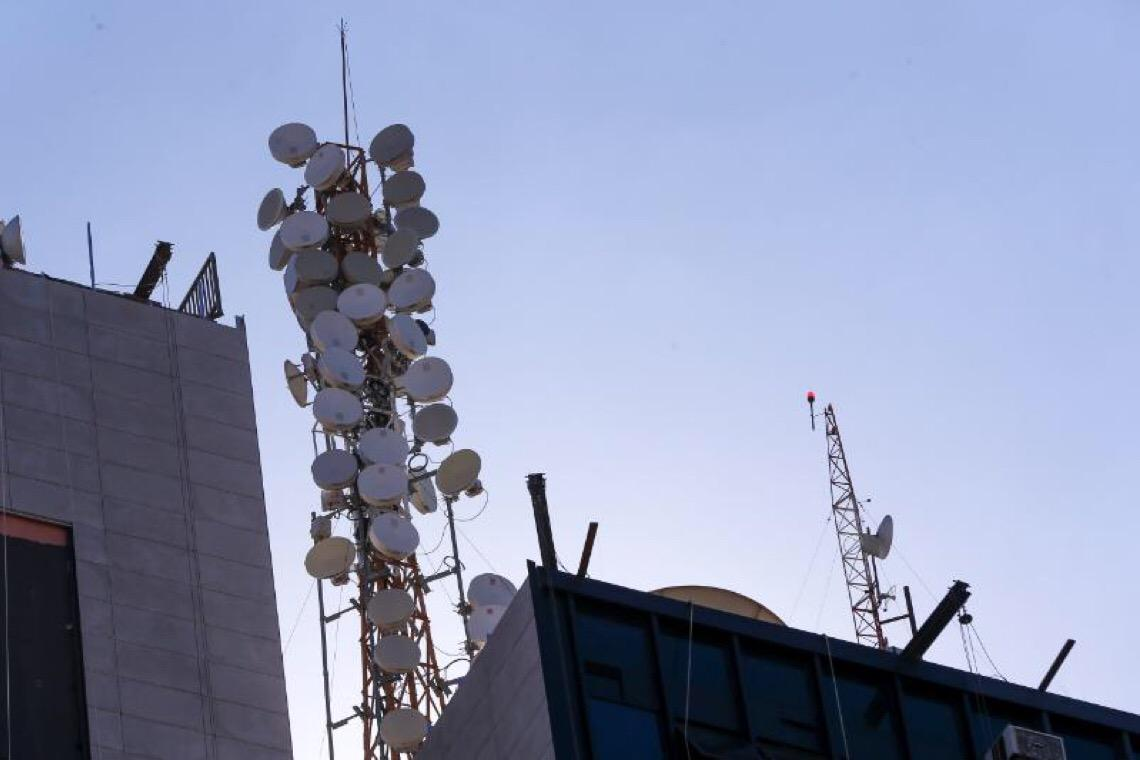 Sancionada a lei que regulamenta instalação de antenas de telefonia no DF
