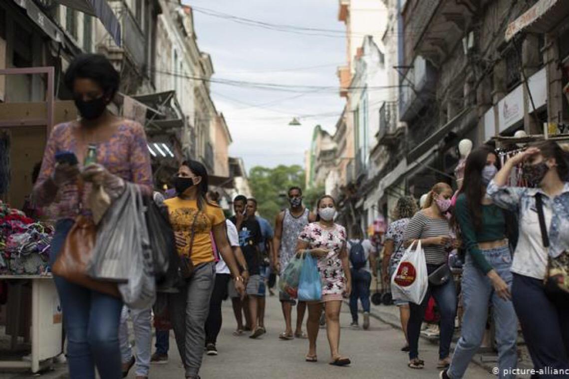 Com recuperação lenta, Brasil deve retroceder ao PIB de 2016