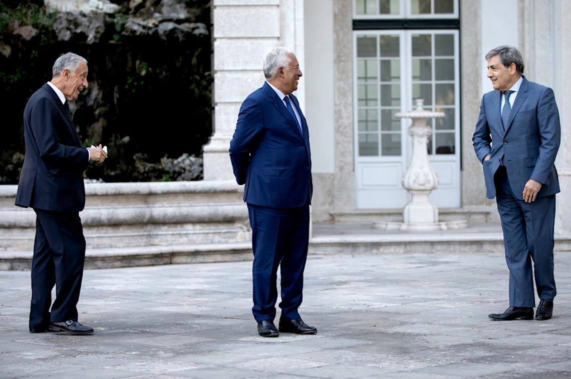 Finals 2020 Portugal: Primeiro-Ministro dá as boas vindas à Champions League