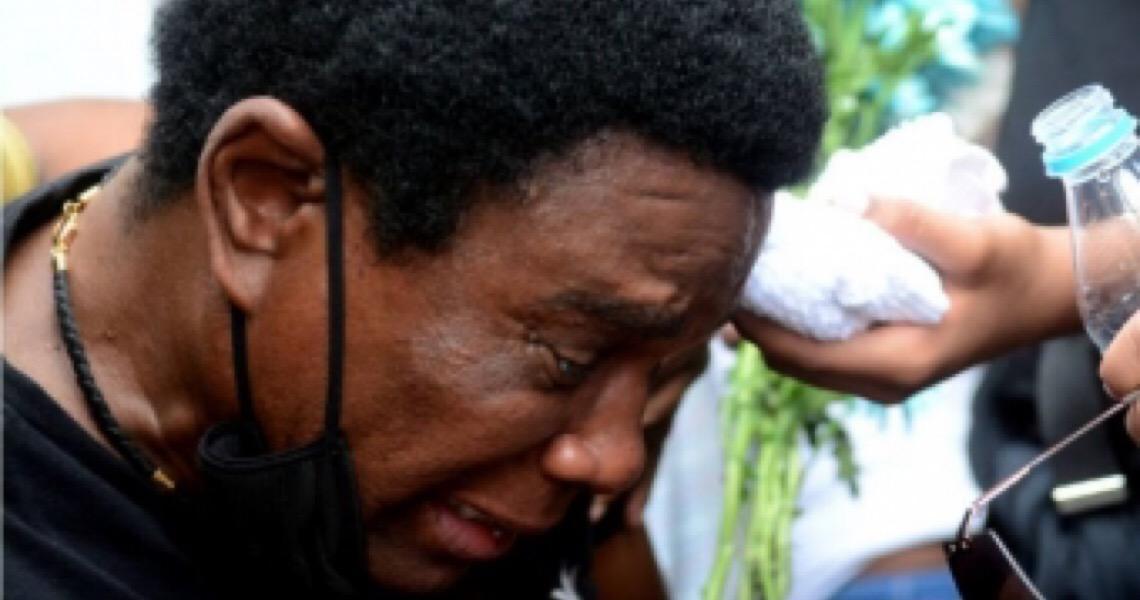 Após morte do neto, Neguinho da Beija-Flor fala em racismo e decide viver em Portugal