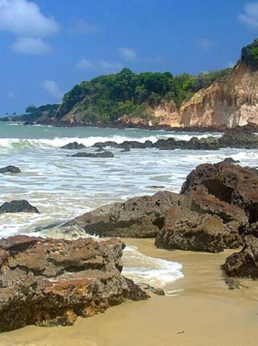 Tragédia na Pipa (RN) alerta para riscos de falésias no litoral brasileiro