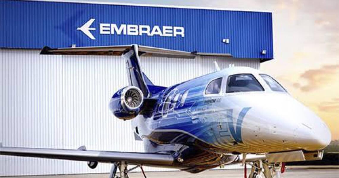 Embraer e EDP assinam acordo para desenvolver avião 100% elétrico