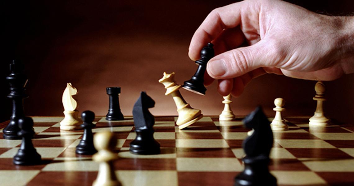 Campeonato de Xadrez Escolar tem inscrições de 1º a 9 de dezembro