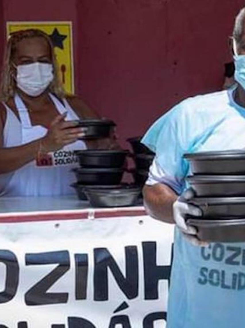 No auge da pandemia, sociedade civil se organiza contra fome no Brasil
