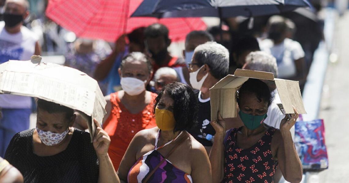 Covid-19 faz expectativa de vida cair de 77 para 75 anos no Brasil, aponta estudo
