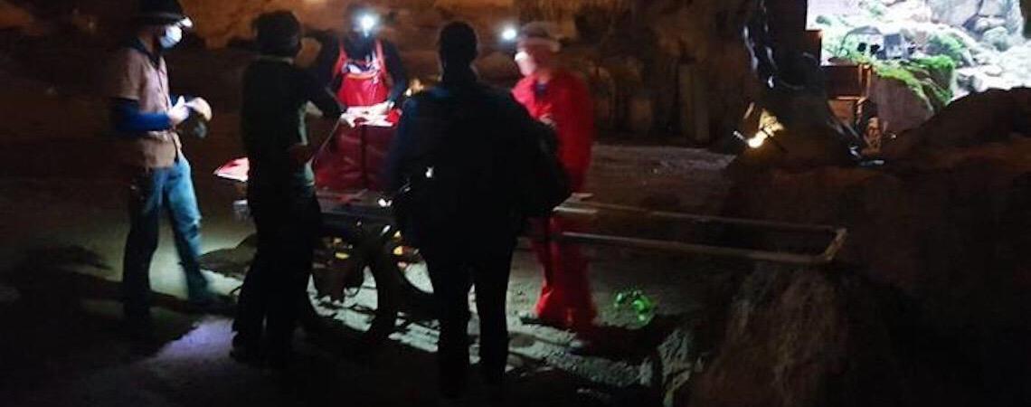 Grupo vai passar 40 dias sem luz do dia numa caverna